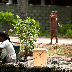 Sri lanka - boottocht
