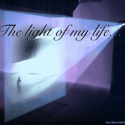 the light off my life