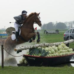 North Holland Horse Trials - Cross