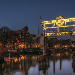 Old Harbor,....Dordrecht