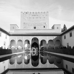 Alhambra Water Castle