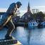Schepentrekker - Sas van Gent