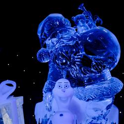 """Frozen 2013 """"Santa & Olaf - Brugge"""