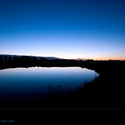 Dawn in reclaimed land II
