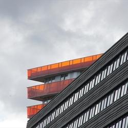 Subtiel oranje