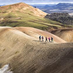 IJsland-Landmannalaugar
