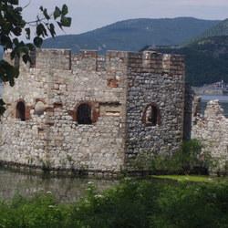 Ruïne bij Krivaca, Servië