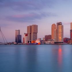 Rotterdam skyline, A7RII