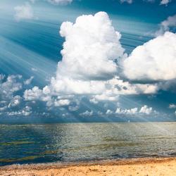 Strand Andijk