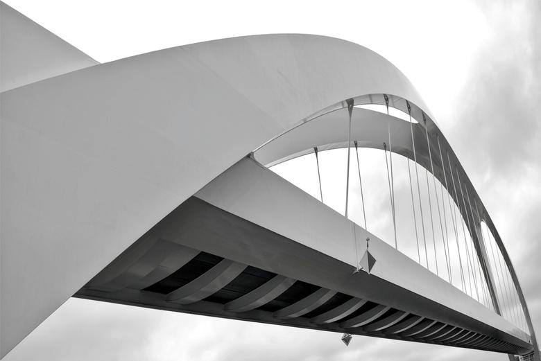 Spoorbrug Zuidhorn (Bert Swartbrug 1)