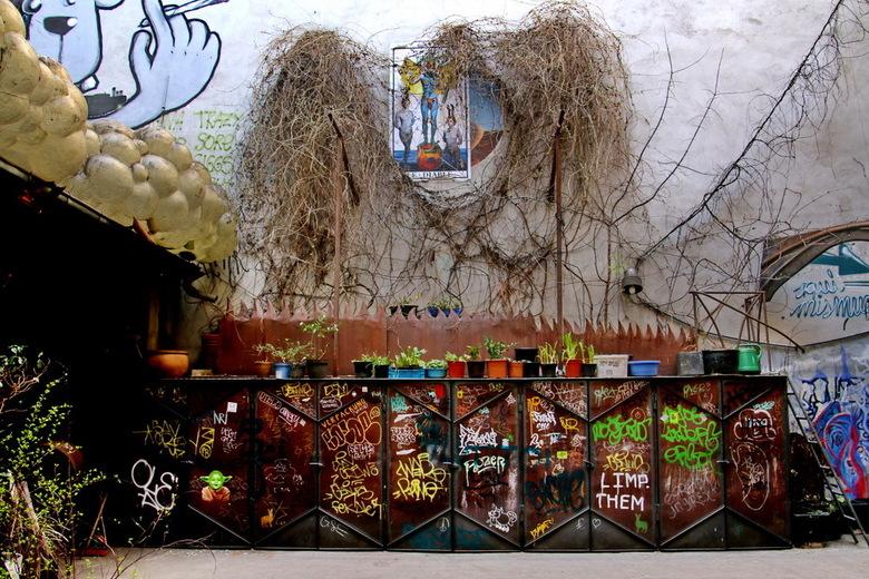 Berlijn - Dead Chicken Alley -1- -