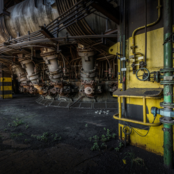 The Machinist (Urbex HF6)