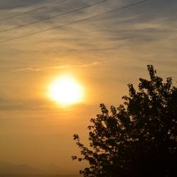 zons ondergang