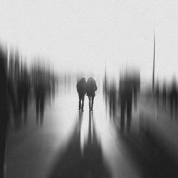 walk to the light