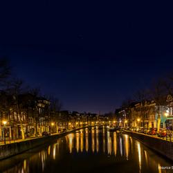 Gracht in Schiedam