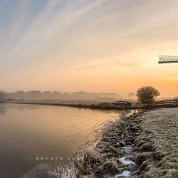 Winter in Noordwijk