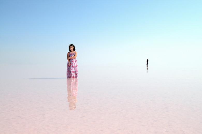 Salt lake - Salt lake