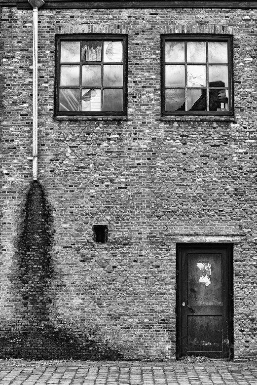 Oude Sluis, Schiedam. -