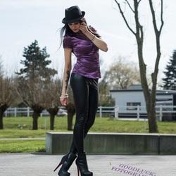 Beauty in legging