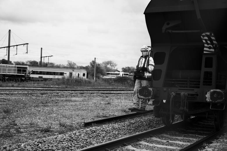 De treinconducteur -