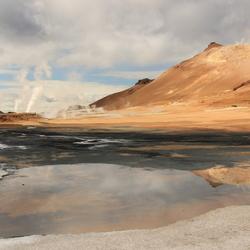 IJsland Namafjall