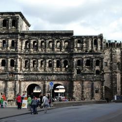 porte nigra Trier.