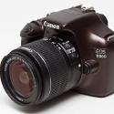 Canon EOS 1000D/1100D.