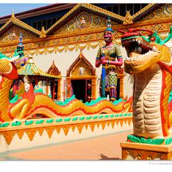 Tempel in Maleisie
