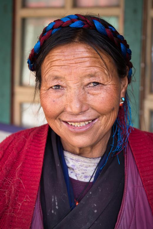 Huisvrouw Tibet