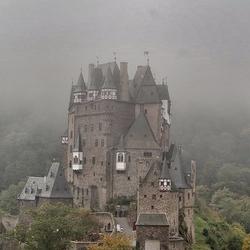 Burg Eltz bewerkt