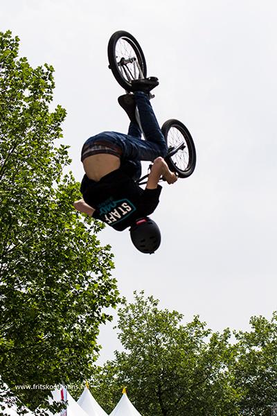 BMX fiets springen - 20160528 5608 BMX fiets springen