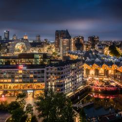 Rotterdam City Nights