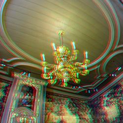 Museum Huis van Gijn Dordrecht 3D Fish-eye