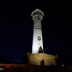 Fotograaf4U - Vuurtoren Egmond aan Zee By Night