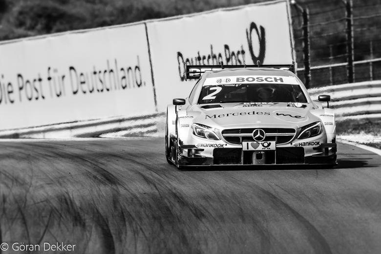 DTM Mercedes Scheivlak
