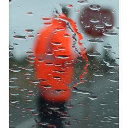 Wachten tot de regen stopt