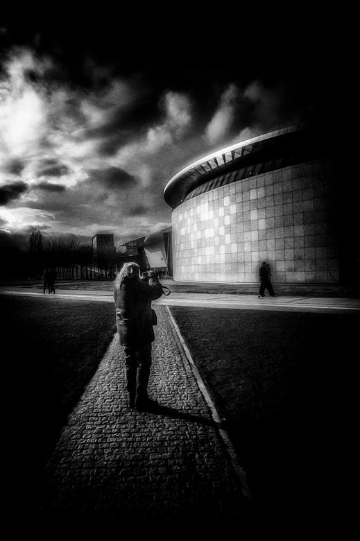 Cees in bedrijf  - iedereen weer reuze  bedankt voor de opbeurende leuke reacties op mijn vorige foto&#039;s <br /> <br /> In de wandeling tref je l