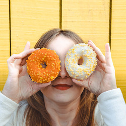 Donut mood