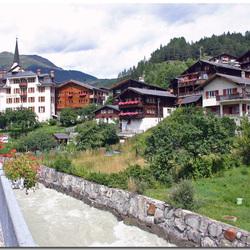 Fiesch Zwitserland