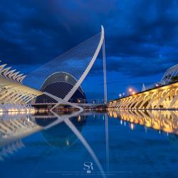 Lijnenspel in Valencia