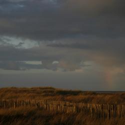 Noordwijk regenboog