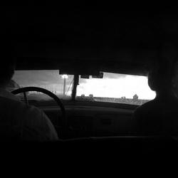 Havana taxi noir