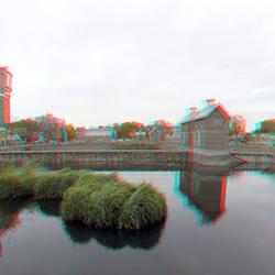 De Esch Rotterdam 3D GoPro 20cm basis