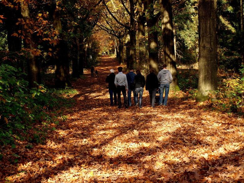 herfst - Met ons hele gezin een weekend weg. We hebben genoten.