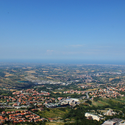 San Marino by day
