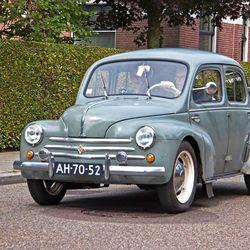 Renault 4CV R1062 1955