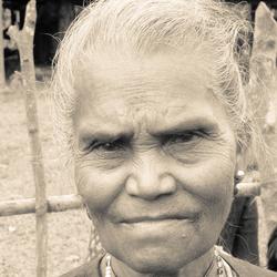 Vietnam Mong Woman