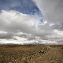 Lavawoestijn