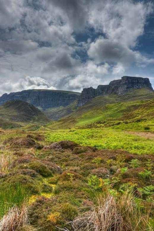 The Cullins - The Cullins, Isle of Skye, Schotland