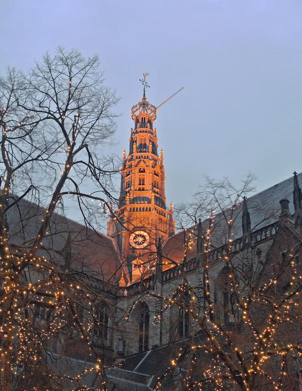 Grote Kerk , Haarlem -